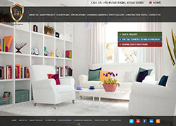 The Taj Towers Mohali - Website Designed & Developed By AMS Informatics