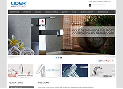 Lider Water Technology  Chandigarh - Website Designed & Developed By AMS Informatics