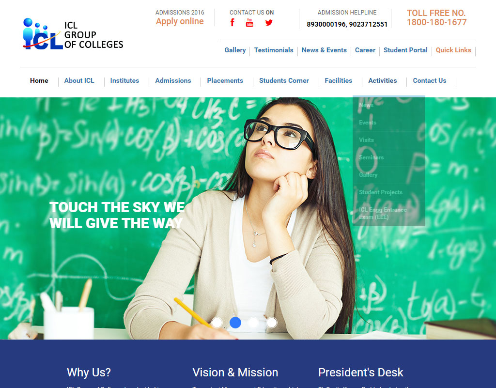 Website Designing Development Seo Internet Marketing